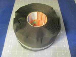 Case Of 6 Tesa 51026 Pv6 100mm Black Pet Cloth Wire Harness Tape 164 Ft X 3 9 In