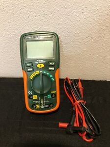 Extech Ex205t True Rms Mini Multimeter