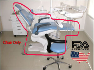 Dental Unit Only Chair Model A1 computer Controlled Hard Leather Fda Ce Approved
