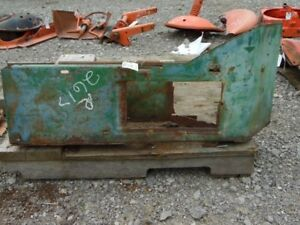 John Deere 5020 Tractor Right Tool Box Panel Tag 2617