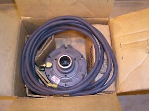 Heinrich 5 c Air Collet Fixture W Foot Control Unused Excellent Condition