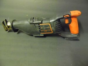 Snap On Tools 18v Cordless Reciprocating Saw Ctrs8850 Tool Only
