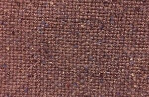 Best Bubble Gum Tweed Fabric Upholstery Mid Century Modern Vintage Danish