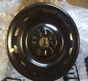 Ford Crown Victoria Police Cruiser Wheel 16 Inch Oem 5w7z1007aa Brand New