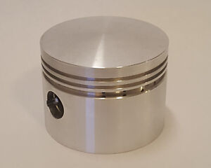 Ross Pistons Forged 80571 Ford Mercury Flathead V8 3 3 8 Bore Domed Kit New