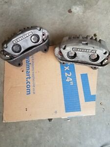 1996 Ford Mustang Cobra Brake Calipers And Brackets