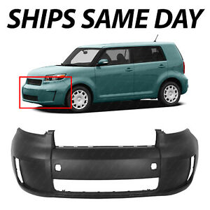 New Primered Front Bumper Cover Fascia Replacement For 2008 2009 2010 Scion Xb
