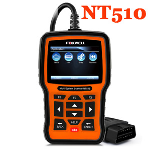 Nt510 For Ford Jeep Chrysler For Buick Cadillac Chevrolet Daewoo Diagnostic Scan