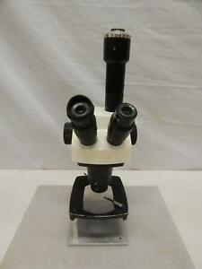 Bausch Lomb Stereozoom Sz 6 Photo Microscope W Lens T73008