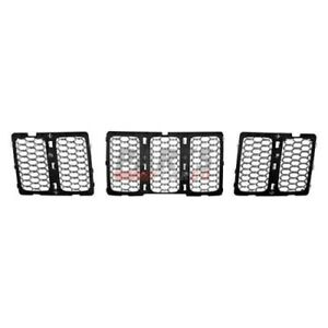 New Front Grille Insert Chrome Fits 2014 2016 Jeep Grand Cherokee 68143075ab