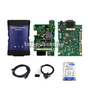 Multiple Diagnostic Interface Gm Mdi With Wifi Hdd For Gm Mdi Diagnostic Tool