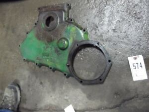John Deere 5020 Tractor Front Timing Cover Part r36655r Tag 574