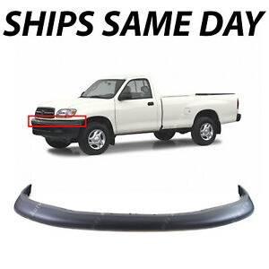 New Primered Front Upper Bumper Top Pad Cover For 2000 2006 Toyota Tundra