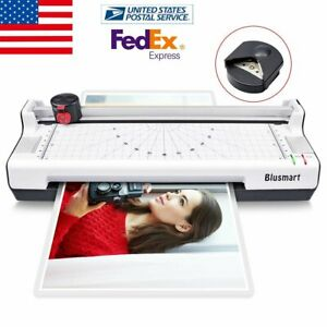 4 In 1 Blusmart Ol288 Laminator Rotary Trimmer Corner Rounder Laminating Pouches