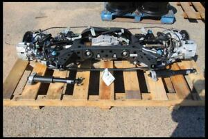 2015 2016 2017 Ford Mustang Gt Rear Axle Assembly 3 31 Ratio Irs Carrier Oem