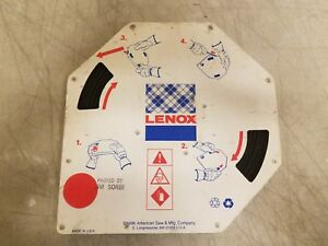 Lenox 100 3 8x025x10 Neo type Bandsaw Coil Blade New Edp 04029