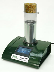 Shore Model 935 Grain Moisture Tester With Free 2 Day Air Shipping