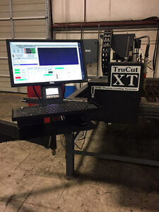4x8 Trucut Xt Cnc Plasma Table Now Shipping With Mach4