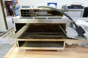 2016 Turbochef Hds1618 Ventless Conveyor Pizza Oven Electric Used 200hr