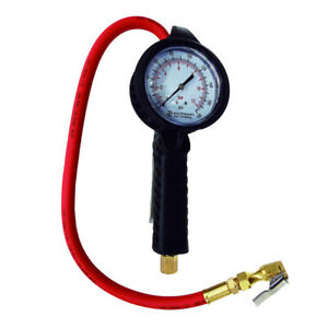 Astro Pneumatic Dial Guage Tire Inflator 3081 New