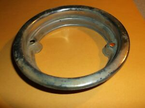2 Original Guide 1960 Oldsmobile Backup Lens Bezels