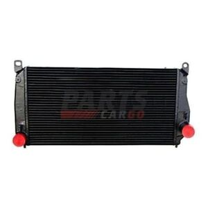 New Intercooler Fits 2001 Chevrolet Silverado 2500 Hd 615343897943
