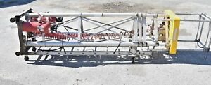 36 air Lift Man Lift By Up right Scaffolds Co2 Air Or Nitrogen Powered