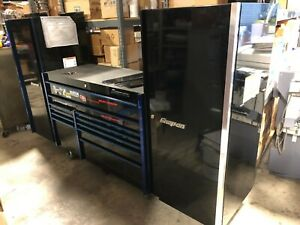 Snap On Masters Series 54 Roll Cab With 2 Lockers