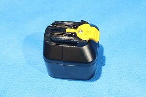 Stryker Used System 6 Small Battery Yellow Tab 6212