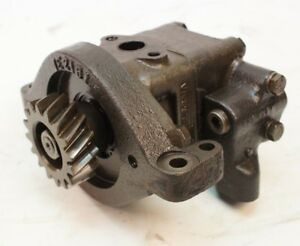Hydraulic Pump Assembly With Gear Vickers Gas Diesel Oliver 550 Utility Tractor