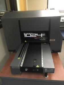 Direct Jet Dj 1024 Uvhs Small format Uv Flatbed Printer Lots Of Extras Included