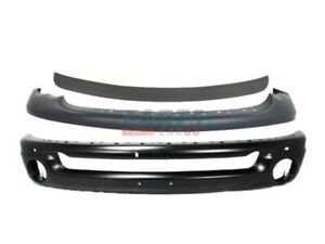 New Bumper Cover Front Fits 2002 2005 Dodge Ram 1500 Ch1000338