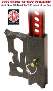Jackmate Hi Lift Jack Accessory Color Black Silver Vein Off Road Recovery