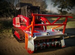 New Ventura Skid Steer Mulcher 72 Inch