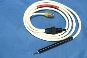 Keeler Amoils Dl 075 Cryosurgical Pencil Angle Tip Cryo Probe Ophthalmic