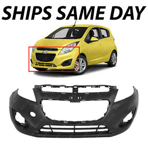 New Primered Front Bumper Cover Replacement For 2013 2015 Chevrolet Chevy Spark