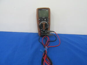 Southwire 14070t Pro Cat Iv Auto ranging True Rms Hvac Multimeter