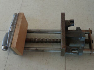 Columbia 7 rd Heavy Duty Quick Release Wood Workers Vise