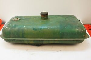 Good Clean Fuel Tank Oliver 550 Gas Diesel Utility Tractor White 2 44