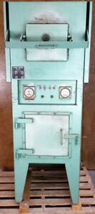 Spiro therm Laboratory Furnace Oven Combo Model Du 614 230v Tested