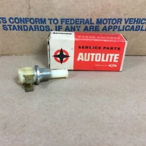 60 66 Galaxie Falcon 67 72 Bronco Nos Oem Ford C0az 15520 a Back Up Lamp Switch