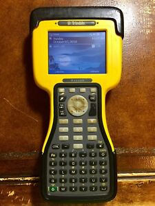 Trimble Tds Ranger Tsc2 Survey Data Collector Total Station Gps Robotics Pro Gis
