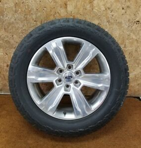 Ford F150 Platinum Wheels And Hankook Tires