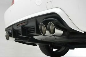Wald Rear Diffuser For Bmw M5 E60 Part E60 rs 06 Dry carbon Brand New