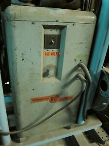 Westinghouse Dc Arc Welder 480v Industrial Welding Equipment Type Rcp Vintage