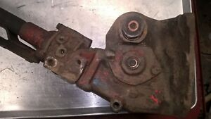800 600 Ford Tractor Power Steering Box