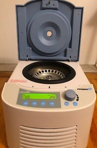 Labnet Prism R Refrigerated Centrifuge With 24 Place Rotor For 1 5ml Tubes