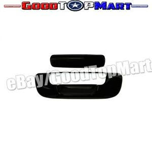 For Dodge Ram 1500 2002 2005 2006 2007 2008 Black Tailgate Cover W Out Keyhole