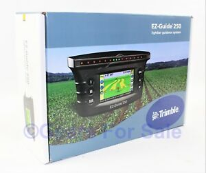 Trimble Gps Ez guide 250 Lightbar Gps Case Ih W Mini Mag Antenna New In Box