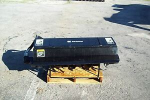 Bradco 40 Mini Rototiller Attachment For Mini Skid Steer Loaders toro vermeer
